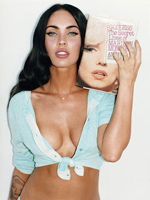 Megan Fox by Terry Richardson for GQ