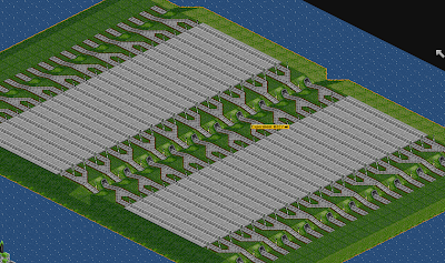 40 track station