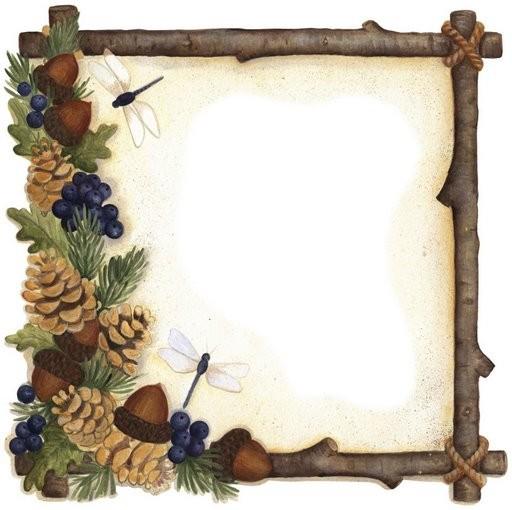 Bordes para cuadros decorativos - Imagui