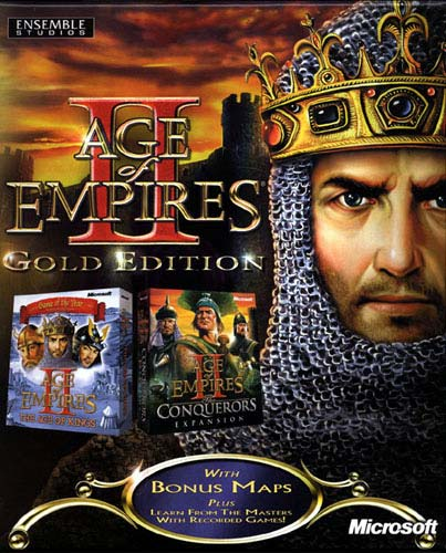 Games: Age Of Empires 2 Gold Edition – PC (Download)