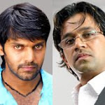 "Vishnuvardhan ""swaram"" Acted By Arjun And Arya"