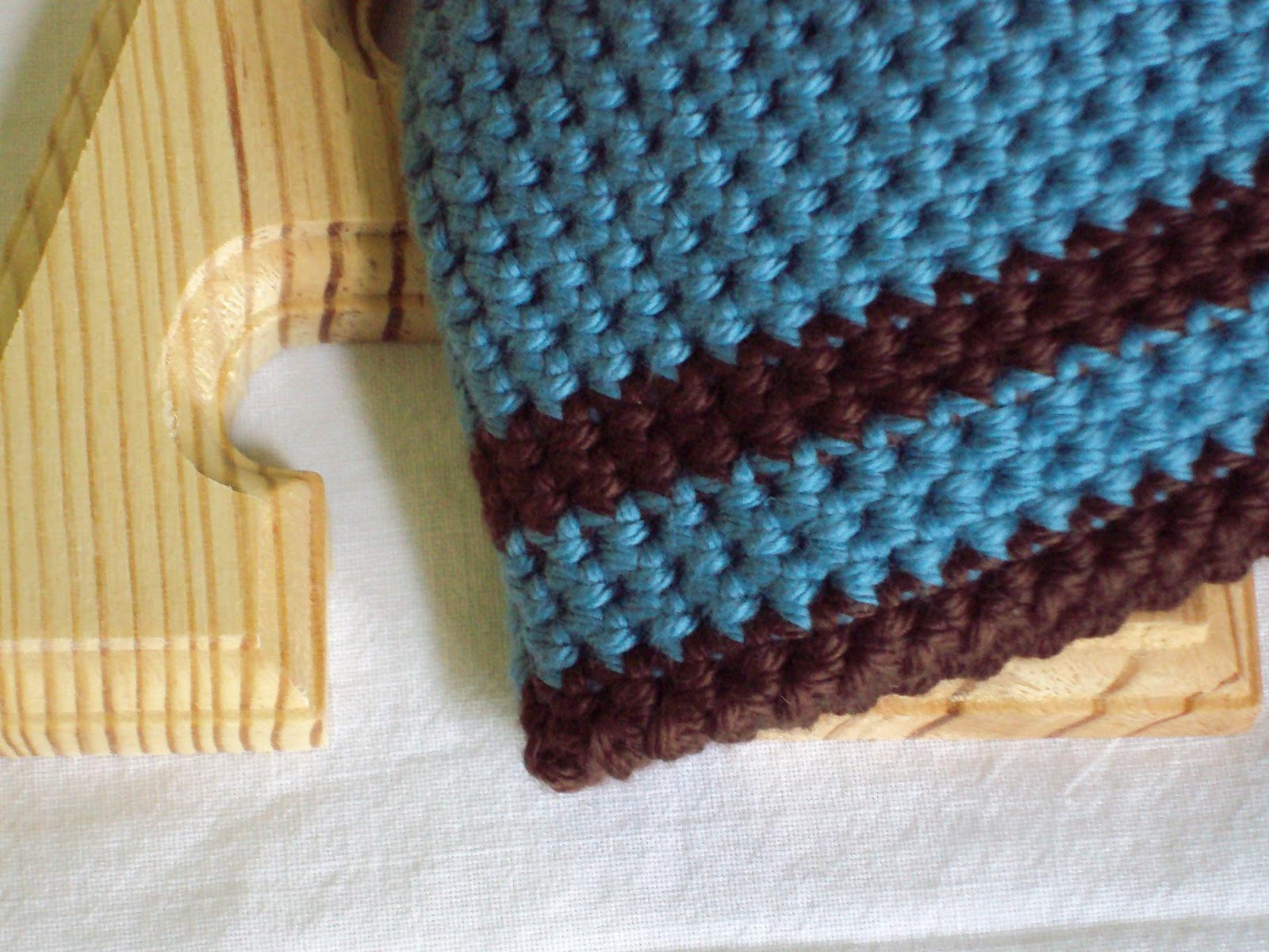 crafters niche: Crocheted Baby Hat