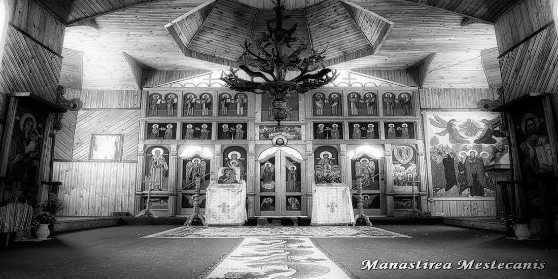 Mănăstirea Mestecaniş