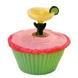 Wilton Method Student Page: Margarita Cupcake Video