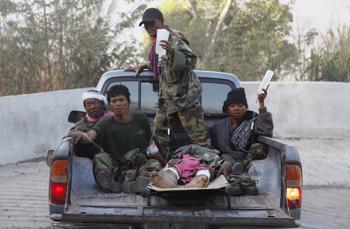 thai-cambodian conflict