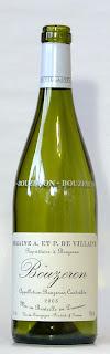 2004 ブルゴーニュ・アリゴテ・ド・ブーズロン ボトル ラベル