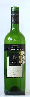 ウィンダム・エステート・BIN555・シラーズ 2002 ボトル ラベル