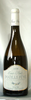 キュベ・プレジール プイィ・フュメ2006 ボトル ラベル