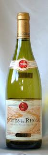 コート・デュ・ローヌ・ブラン 2005 E.ギガル ボトル ラベル