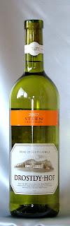 ドロスディ・ホフ スティーン(シュナン・ブラン)2007 ボトル ラベル