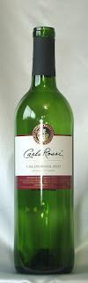 カルロ・ロッシ カリフォルニア・レッド ボトル ラベル