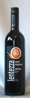 レンテッツァ サンジョヴェーゼ・メルロー 2006 ボトル ラベル