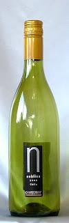 ネブリナ シャルドネ 2007 ボトル ラベル