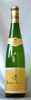 ロレンツ・リースリング レゼルブ 2005 ボトル ラベル