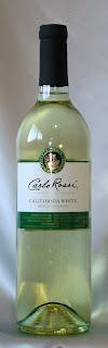 カルロ・ロッシ カリフォルニア・ホワイト NV ボトル ラベル