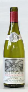 モレ・サン・ドニ・1er・キュヴェ・デュ・パプ・ジャン・ポール2世 2003 ボトル ラベル
