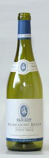 マリー・ルイズ・パリゾ ブルゴーニュ・ピノ・ノワール 2005 ボトル ラベル