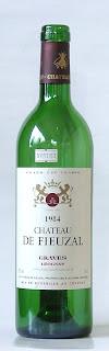 シャトー・ド・フューザル1984 赤 ボトル ラベル