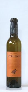 ラ・キュヴェ・ミティーク 2003 ボトル ラベル