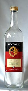 リッコヴィーノ(赤)NV ボトル ラベル
