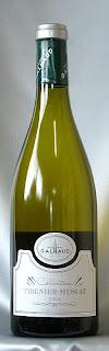 メゾン ガロ ヴィオニエ ミュスカ 2006 ボトル ラベル