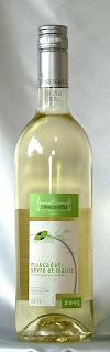 J.モロー・エ・フィス ミュスカデ・セーヴル・エ・メーヌ 2005 ボトル ラベル