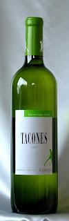 タコネス 白 2007 ボトル ラベル