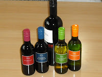 JUSTワインシリーズ