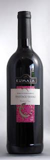 クマラ ピノタージュ シラーズ 2007