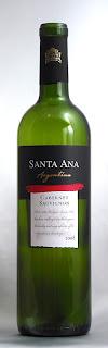 サンタ・アナ カベルネ・ソーヴィニヨン 2008