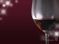 ワイン壁紙 ワイングラス