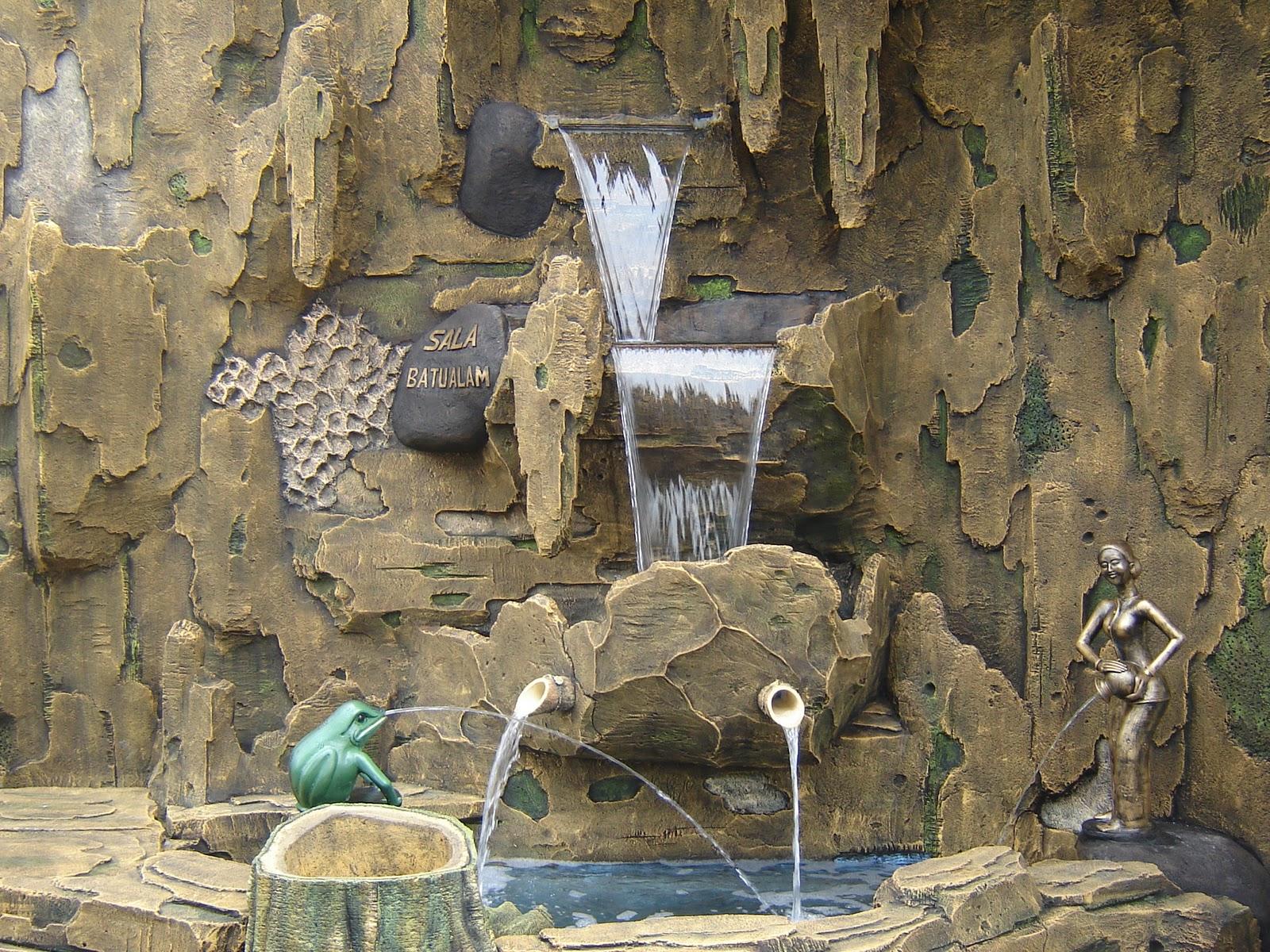 batu alam dan taman holidays oo