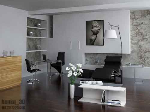 interior design minimalist house