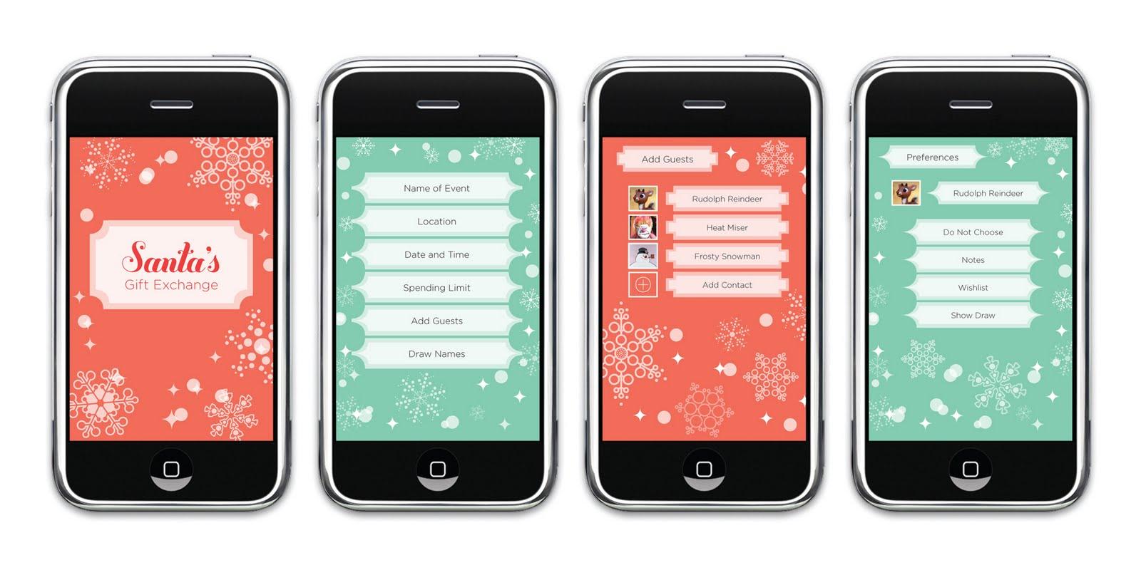iPhone App Screen