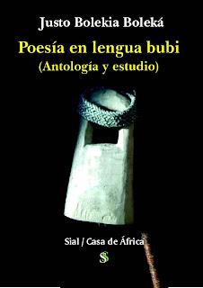 Poesía en lengua bubi. Antología y estudio, Casa de áfrica
