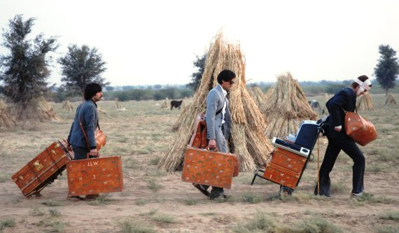 Darjeeling Limited, Photograph