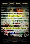 Redacted, Poster