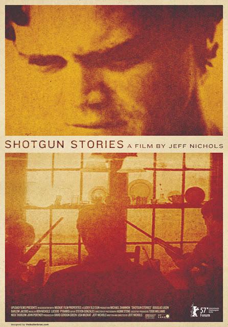 Shotgun Stories, Poster
