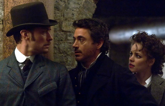 Sherlock Holmes, Photograph