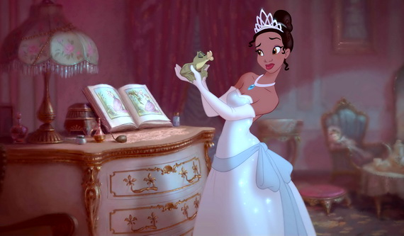 The Princess and the Frog, Photograph