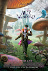Alice in Wonderland 2010, Poster