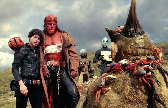 Hellboy II, Photograph