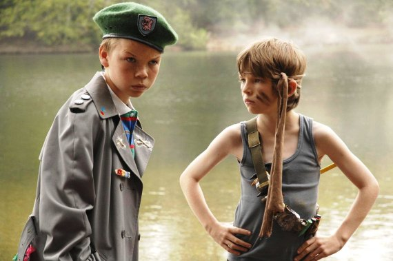 Son of Rambow, Photograph