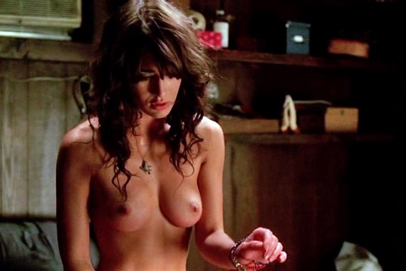 Lizzy Caplan, True Blood, Screencap 01-03