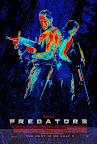 Predators, Poster