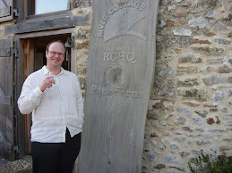 Andy at River Cottage HQ
