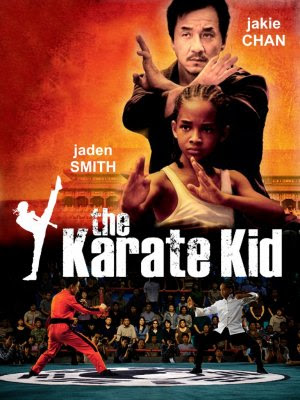 Filme Poster The Karate Kid R6 RMVB Dublado