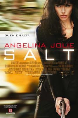 Filme Poster Salt R5 RMVB Dublado