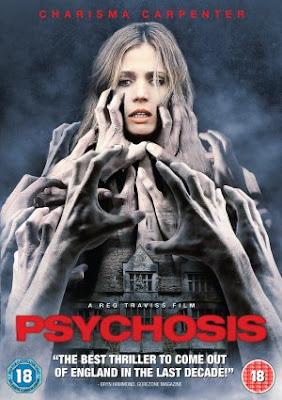 Filme Poster Psychosis DVDRip RMVB Legendado