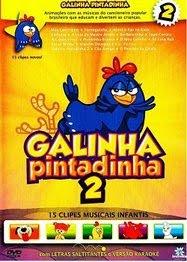 Filme Poster Galinha Pintadinha 2 DVDRip XviD Nacional